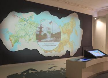 Экспозиция «Россия. XXI век: вызовы времени и приоритеты развития»