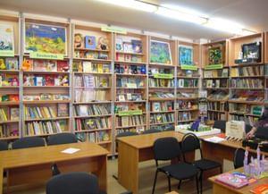 Сельская библиотека с. Квашино
