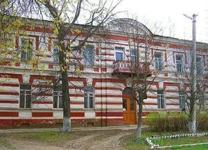 Центральная библиотека Старожиловского района