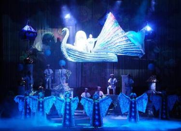 Мюзикл «Летучий корабль»