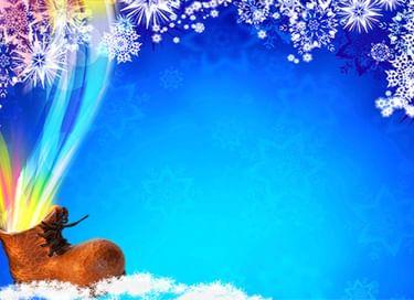Рождественское представление «Волшебный башмак»
