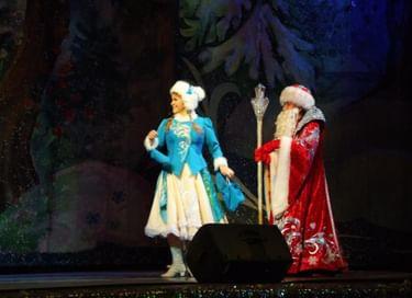 Спектакль «Мороз и Ко»