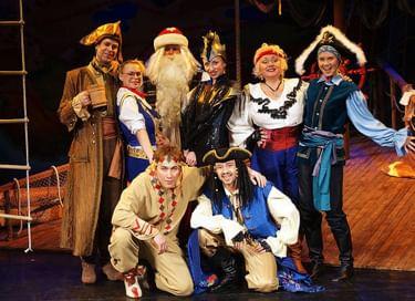 Приключенческая сказка «Пираты против Нового года»