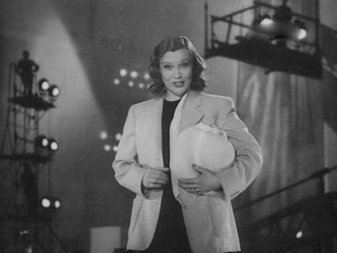 Кадры из фильма «Весна» (1947)