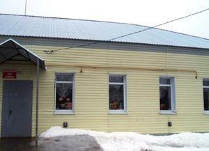 Сельская библиотека пос. Первомайский