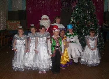 Праздник «Рождественские забавы»
