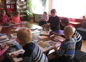 Библиотека-филиал № 7 пос. Усть-Камчатск