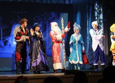 Спектакль «Кто приходит в Новый год?»