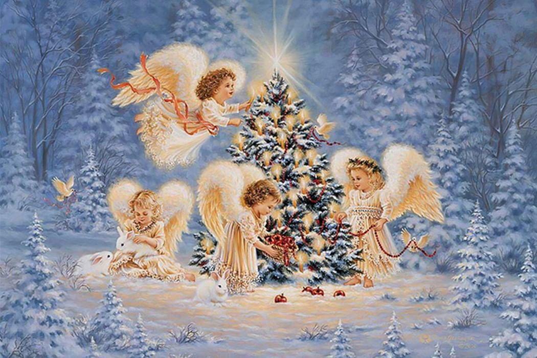Католические новогодние открытки