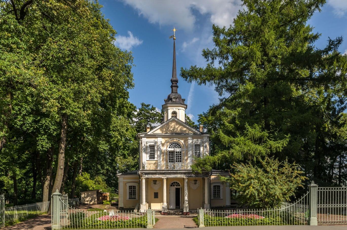 Яблочко от яблоньки: российские архитектурные династии. Галерея 2. Бланк