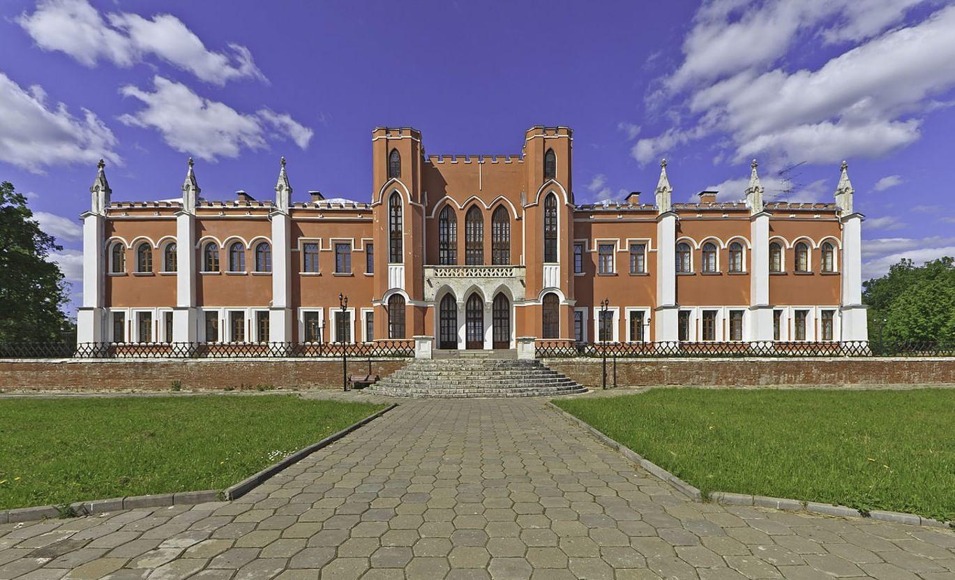 Яблочко от яблоньки: российские архитектурные династии. Галерея 4. Быковские