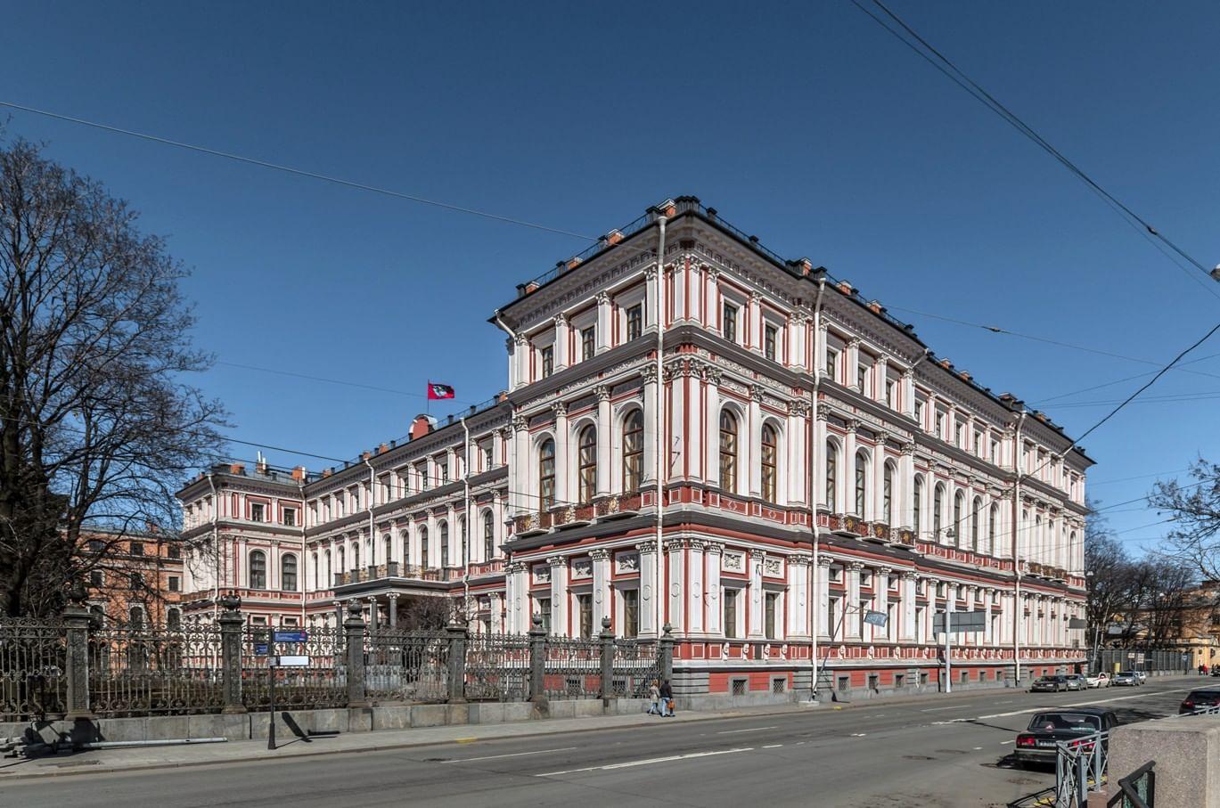 Яблочко от яблоньки: российские архитектурные династии. Галерея 5. Штакеншнейдеры