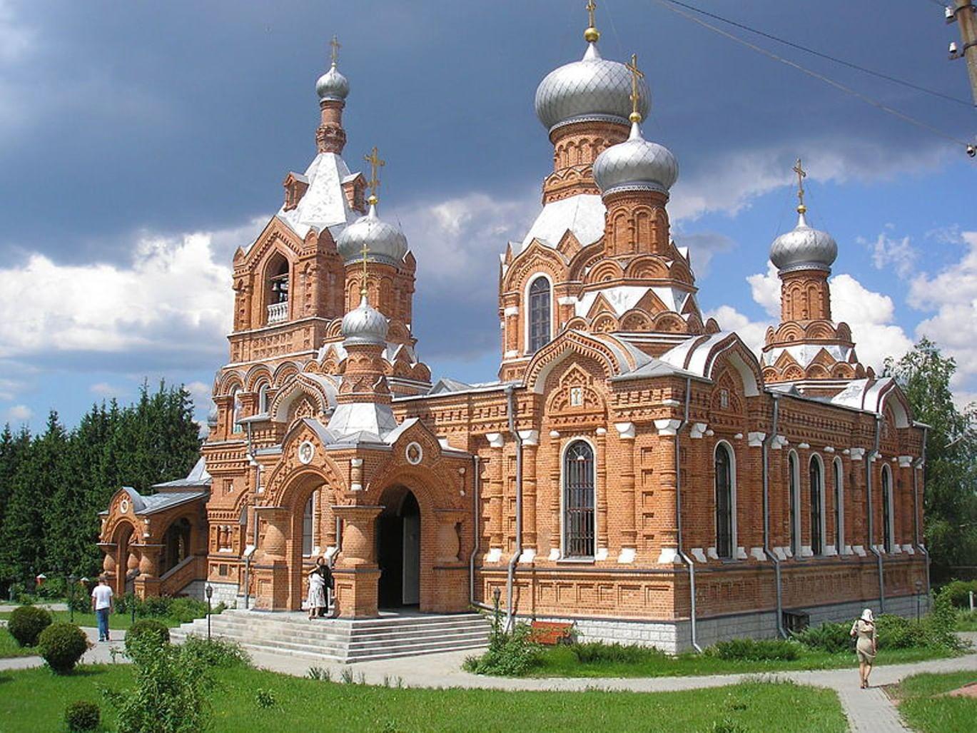 Яблочко от яблоньки: российские архитектурные династии. Галерея 6. Шервуды