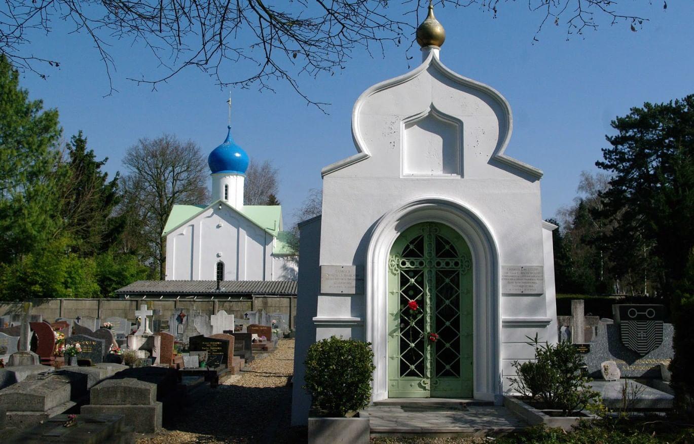 Яблочко от яблоньки: российские архитектурные династии. Галерея 7. Бенуа