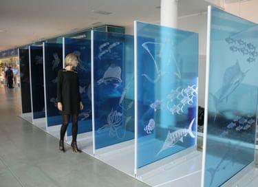 Выставка «Свет глубины»