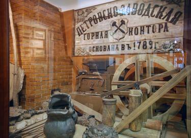 Выставка «Горное дело в Забайкалье»