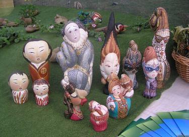 Выставка «Чудо-камни»