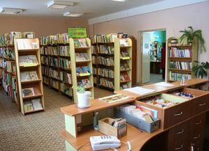 Сельская библиотека с. Каменка