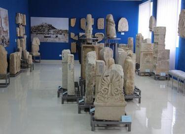 Выставка «Памятники лапидарной коллекции»