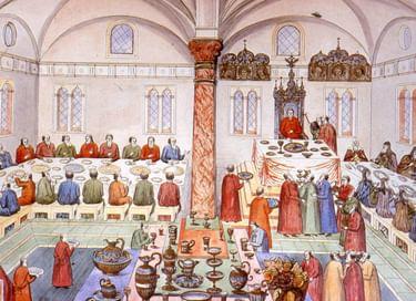 Лекционная программа «Жизнь русских царей: парадные церемонии и домашний быт»
