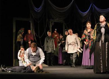Спектакль «Гроза»