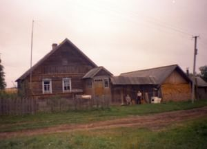 История русской усадьбы в Опочецком районе Псковской области