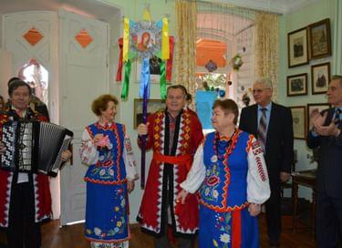 Праздник «Святки в доме Бекетовых»