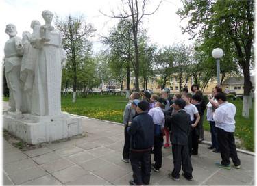 Пешеходная экскурсия по историческому центру Павловского Посада