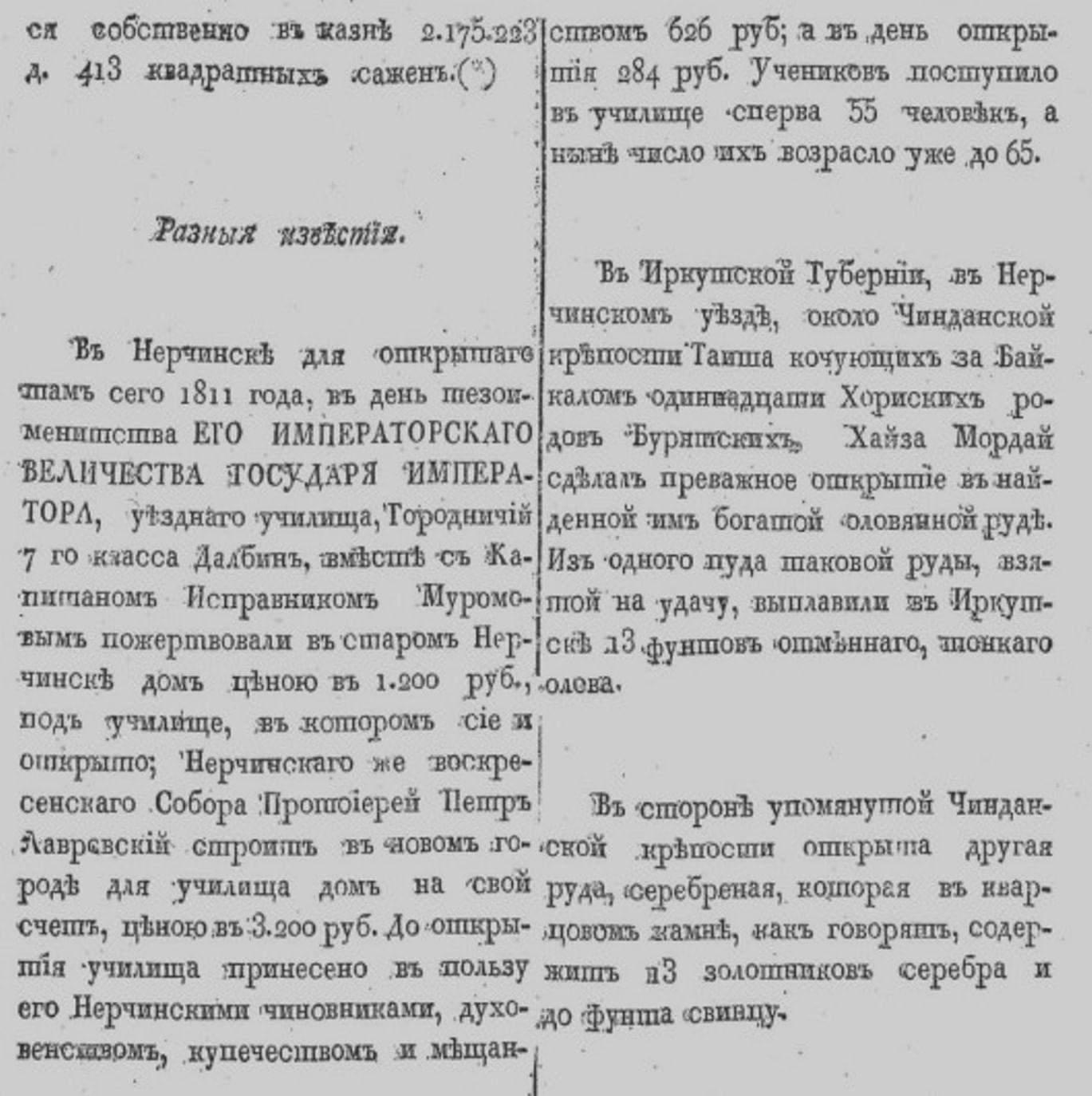 От «Ведомостей» до «Дамского журнала». Галерея 4. Казанские известия