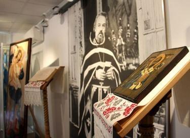 Экспозиция «Протоиерей Александр Мень: Путь человеческий»