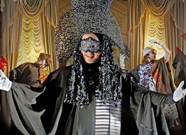 Спектакль «Призрак оперы. Дежа вю»
