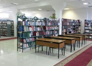 Наурская центральная районная библиотека