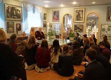Экскурсия «Жизнь и творчество А. А. Ахматовой»