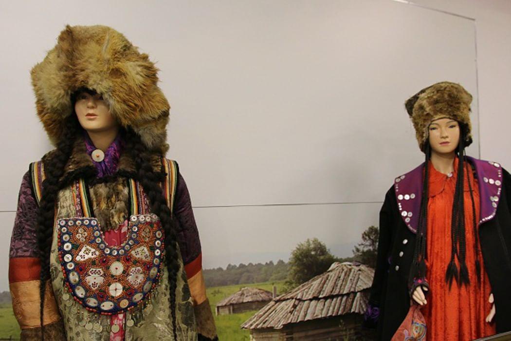 одежда хакасов фото краун
