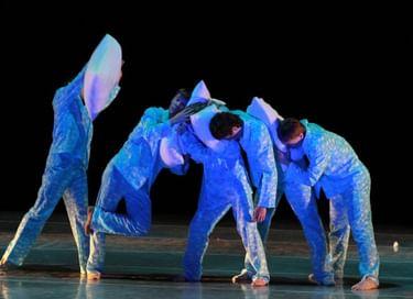 Спектакль «Танцы PRO...»