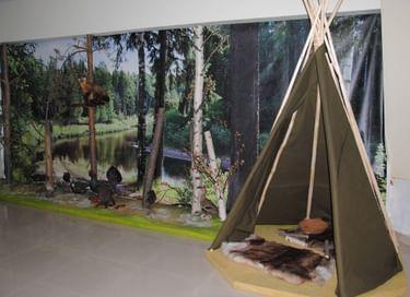 Выставка «Обские угры: традиции и современность»