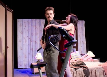 Спектакль «Ещё один Джексон моей жены»