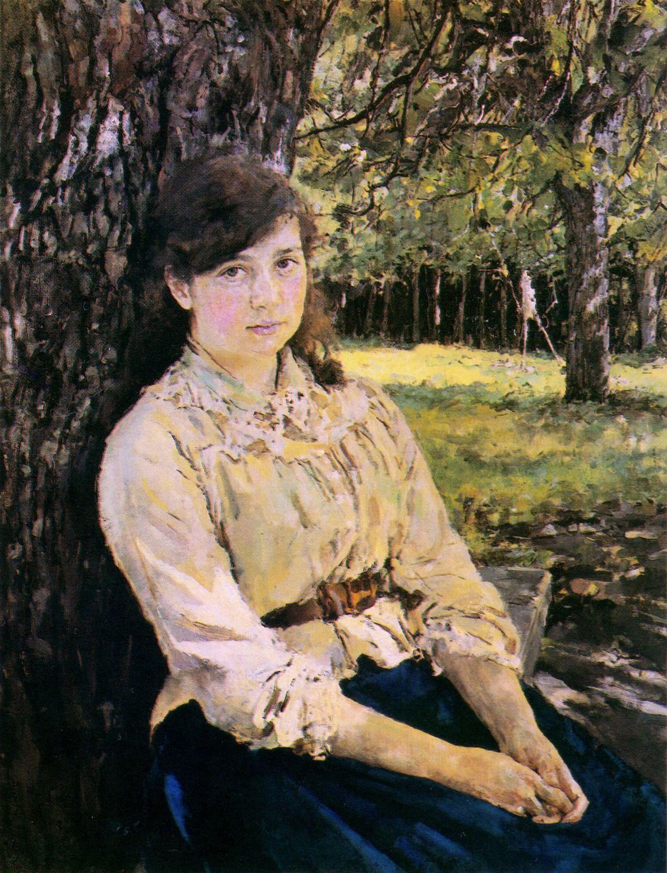 Валентин Серов. Галерея 1