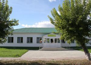 Детская библиотека с. Юргинское