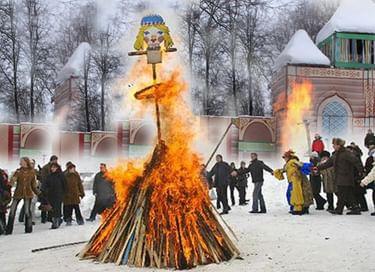 Праздничная программа «Широкая Масленица»