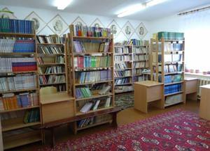 Мишутинская сельская библиотека