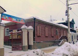 Музейно-выставочный зал Музея-заповедника «Костромская слобода»