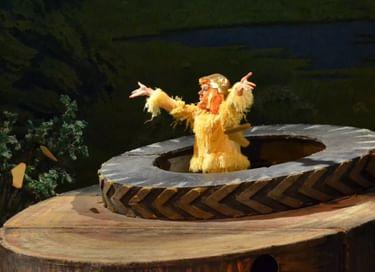 Спектакль «Золотой цыплёнок»