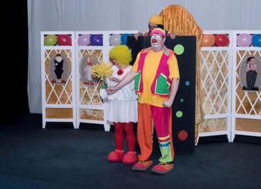 Спектакль «Клоунский фейерверк»