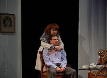 Спектакль «Фен-Шуй, или Руководство для любовницы моего мужа»