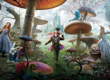 Встреча «Алиса в стране чудес»