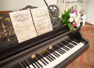 Концерт «Золотой век русской фортепианной музыки»