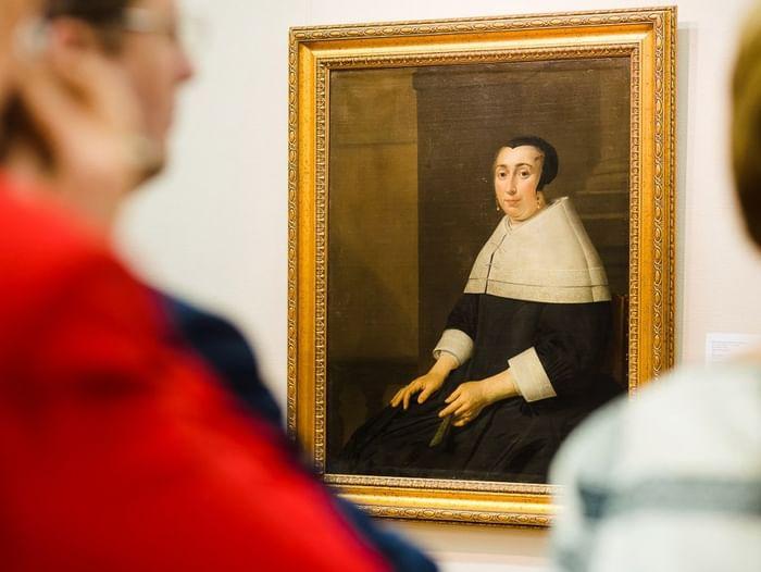 Постоянная  экспозиция «Западноевропейское искусство XV–XIX века»