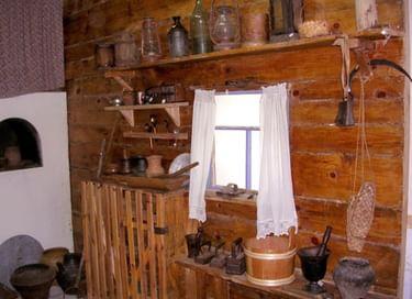 Выставка «Быт сибирских крестьян»