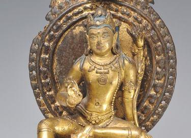 Лекция «Царь закона в позе счастья. Буддизм и иконография»